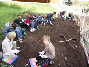 Kindergrabung_2010